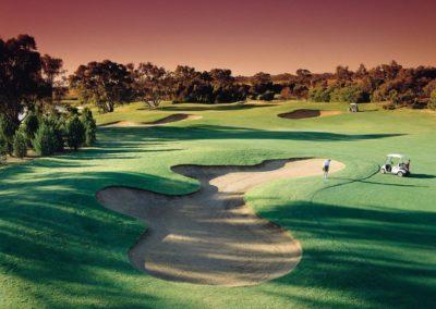 Mildura's Golf Course