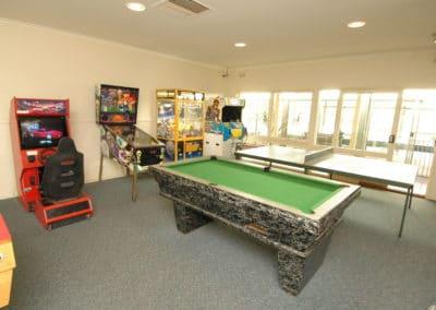 Resort Gamesroom