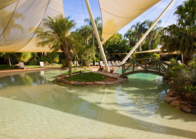 Outdoor Oasis Pool