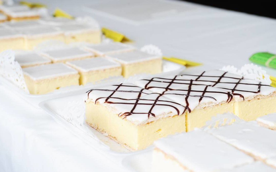 Great Australian Vanilla Slice Triumph